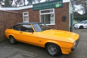Ford Capri 2000 S 3dr 45.000 MILES THE BEST AVAILABLE PETROL MANUAL 1977/S
