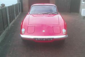1968 Lotus Elan Plus 2  Photo