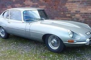 Jaguar E Type S1.5  Photo
