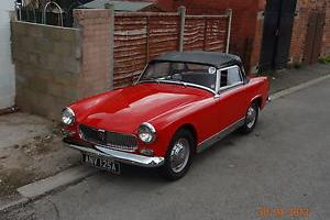 MG Midget Classic Car 1964  Photo