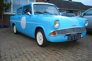 ANGLIA - CLASSIC RACING OR RALLY CAR - READY TO RACE WITH FIA - HTP PAPERS