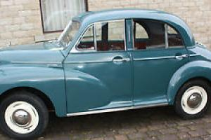 1956 Series II Morris Minor