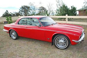 Jaguar XJ C 5 3L V12 1975 Restored in Central West, NSW