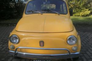 Fiat 500L 2 OWNERS ONLY 9000KMS YELLOW