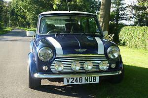 1999 Rover MINI Cooper 1.3i Low mileage STUNNING example