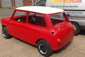 1963 Mini Cooper - Over 50 Hi-Res photos - Take a look....