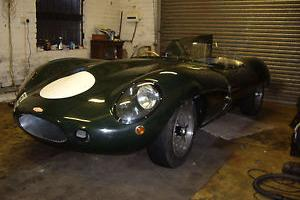 Jaguar D Type Replica