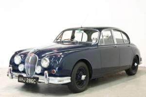1965 Jaguar MK II / MK2 3.4 Manual - 51k Miles From New - Exceptional Condition