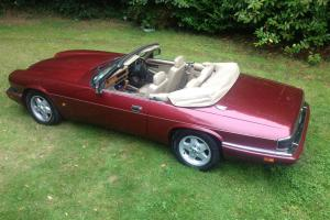 1994 JAGUAR XJ-S XJS CONVERTIBLE 4.0 LITER  Photo