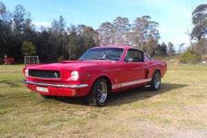 Mustang Fastback GT 350 Clone