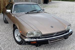 1990 Jaguar XJS V12 5.3 in immaculate restored condition. Only 59