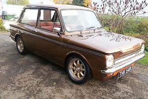 HILLMAN IMP GOLD (taxed