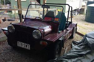 1979 TWO Seater 1979 Leyland Mini Moke in Brisbane, QLD