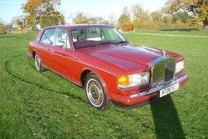 Rolls Royce LWB Silver Spur 11 Mulliner Park Ward Number 28  Photo