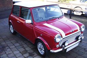 1995 Rover Mini Cooper S  Photo
