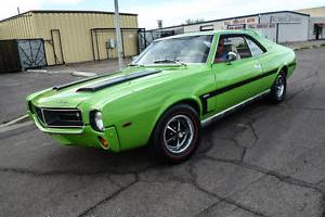 1969 AMC JAVELIN SST BBG - INVESTMENT GRADE