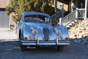 1955 Jaguar XK140 FHC Photo