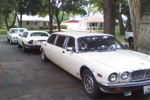 1986 Jaguar XJ6 Base Sedan 4-Door 4.0L Limo
