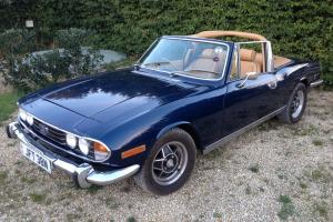 Triumph Stag 3.0 litre Manual OD  Photo
