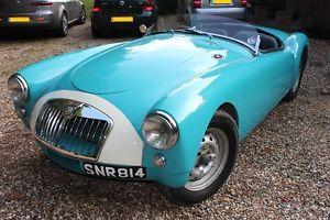 1959 MGA Coupe conversion - Le Mans style screen