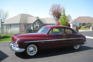 "1949 Lincoln Club Coupe, Nice Driver, Beautiful Interior, ""The Baby Lincoln"""