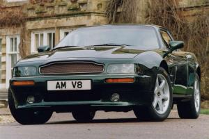 1996 ASTON MARTIN V8 COUPE FACTORY DEMONSTRATOR - 1 of only 101 ever built