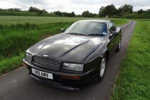1990 ASTON MARTIN VIRAGE COUPE RARE MANUAL CAR IN SUPERB CONDITION - LOW MILES  Photo