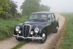 LANCIA AURELIA B10 S Berlina, matching numbers car very original,UK registerered