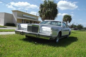 1979 Lincoln Mark V Base Coupe 2-Door 6.6L
