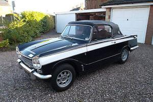 TRIUMPH VITESSE CONVERTIBLE  Photo