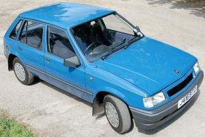 VAUXHALL NOVA LUXE BLUE. 1991. Only 13,000 miles. Amazing condition.