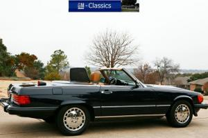 1987 Mercedes 560SL 560 SL Convertible - Stunning Color and Condition R107