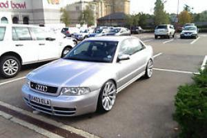 Audi S4 Saloon  Photo