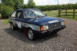 Talbot Sunbeam Lotus Rally Race Sprint track car Historic rally race