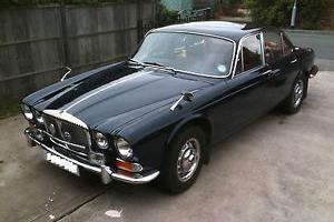 DAIMLER DOUBLE SIX SERIES 1 SWB