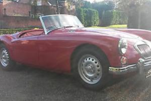 1959 MGA TWIN-CAM ROADSTER FOR SALE  Photo