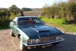 1970 Aston Martin DBS V8  Photo