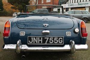 1968 Mklll 1275cc MG MIDGET BLUE  Photo