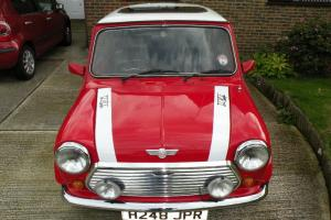 1990 Mini Cooper 1275 RSP, genuine 36,500 miles, superb
