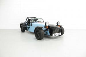 An Exhilarating Caterham Seven Roadsport, Fully Prepared for Road and Track.  Photo