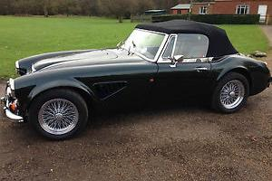 Austin Healey 3000 HMC Built Replica 15,500 Miles