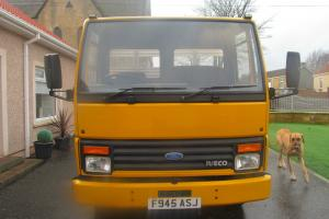 ford cargo iveco,, 1989 64600kmh
