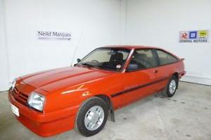 Stunning OPEL MANTA Only 23,000 miles from new
