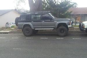 GQ Patrol 4x4 in South Eastern, ACT
