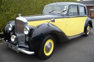 1951 BENTLEY MK VI - 2 OWNERS - 56,044 MILES