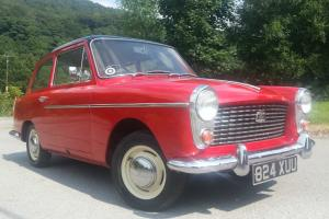 Stunning Austin a40 farina, older restoration,rebuilt engine, great little car