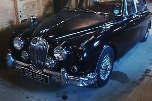 FAMOUS 1961 JAGUAR MK 2 3.8 USED IN ROXETTE