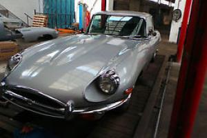 E-TYPE JAGUAR 1969 TAX EXEMPT  Photo