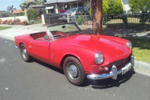 Triumph Spitfire MK 2 1966 MG Classic Vintage in Melbourne, VIC Photo