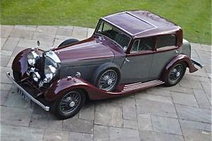 1934 BENTLEY 3 1/2 litre  Photo